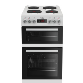 Beko KDV555AW 50 cm Double Oven Electric Cooker Reviews