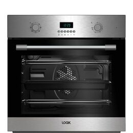 LOGIK LBMFMX17 Electric Single Oven Stainless Steel Reviews