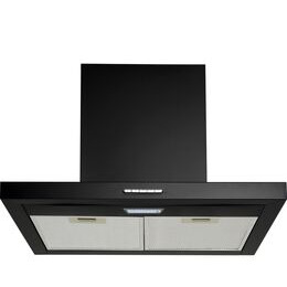 LOGIK L60CHDB17 Chimney Cooker Hood - Black Reviews