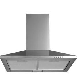 LOGIK L60CHDX17 Chimney Cooker Hood - Stainless Steel Reviews