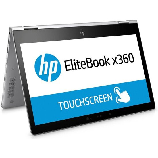 HP EliteBook x360 1030 G2 Convertible Laptop Intel Core i5-7200U 2.5 GHz 8GB RAM 256GB SSD 13.3 Full HD No-DVD Intel HD WIFI Webcam Bluetooth Windows 10 Pro 64bit