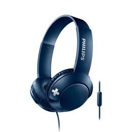 Philips Bass+ SHL3075BL Headphones - Blue Reviews