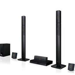 LG LHB645N 5.1 3D Blu-ray & DVD Home Cinema System Reviews