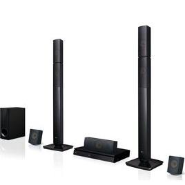LG LHB645N 5.1 3D Blu-ray & DVD Home Cinema System Reviews