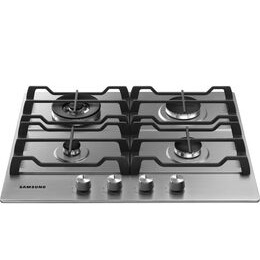 Samsung NA64H3030AS Gas Hob - Stainless Steel Reviews