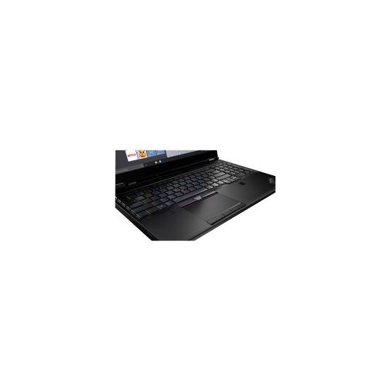 Lenovo ThinkPad 151 Intel Core i7-7700HQ 8GB 256GB SSD NVIDIA Quadro M1200M 15.6 Inch Windows 10 Professional Laptop