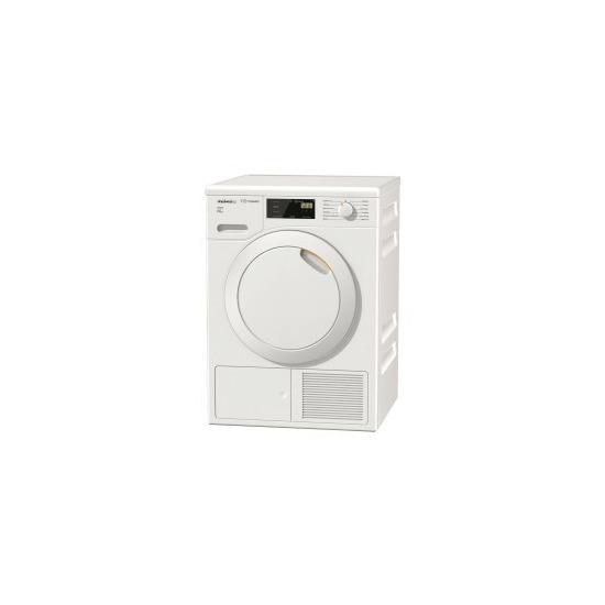 Miele TDB220 Active 7kg Freestanding Heat Pump Condenser Sensor Tumble Dryer With Honeycomb Plus Dru