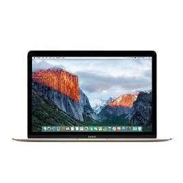 Apple MacBook Intel Core M3 1.1GHz 8GB 256GB 12 Inch OS X 10.12 Sierra Laptop Gold 2016 Reviews