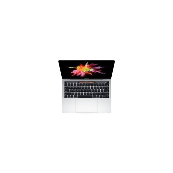 Apple MacBook Pro Core i5 2.9GHz 8GB 512GB SSD 13 Inch OS X 10.12 Sierra with Touch Bar Laptop Silver 2016