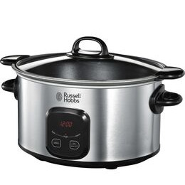 Russell Hobbs 22750 Slow Cooker - Stainless Steel Reviews