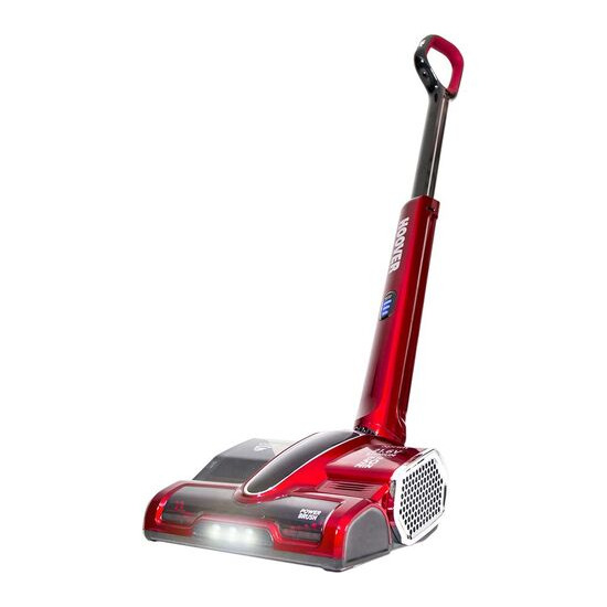 Hoover Sprint SI216RB Cordless Vacuum Cleaner - Red & Black