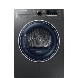 Samsung DV90M50003X 9 kg Heat Pump Tumble Dryer Graphite Reviews