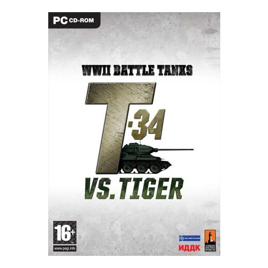 WWII Battle Tanks T -34 vs. Tiger