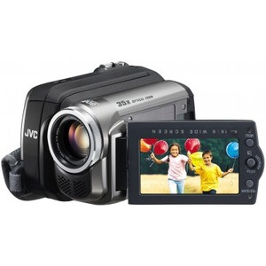 Photo of JVC GR-D820 Camcorder