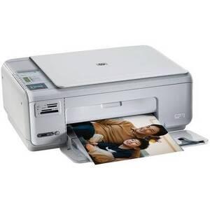 Photo of Hewlett Packard PhotoSmart C4380 Printer