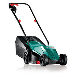 Bosch Rotak 320 Rotary Lawn Mower Reviews