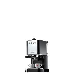 Gaggia Baby Abs Black Coffee Machine Reviews
