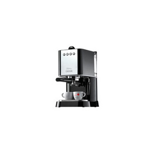Photo of Gaggia Baby Abs Black Coffee Machine Coffee Maker