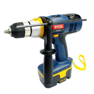 Photo of Ryobi CDI-1801 18V 2 Speed Combi Drill Power Tool