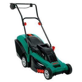 Bosch Rotak 40 Rotary Lawn Mower Reviews