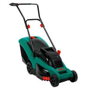 Photo of Bosch Rotak 36 Rotary Lawn Mower Garden Equipment