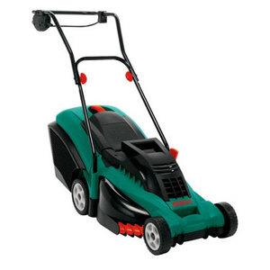 Photo of Bosch Rotak 43 Rotary Lawn Mower Garden Equipment