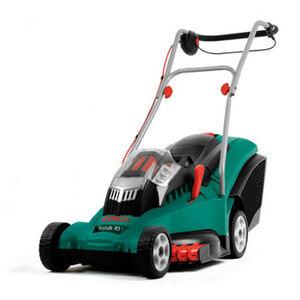 Photo of Bosch Rotak 43 Li Cordless Lawnmower Garden Equipment