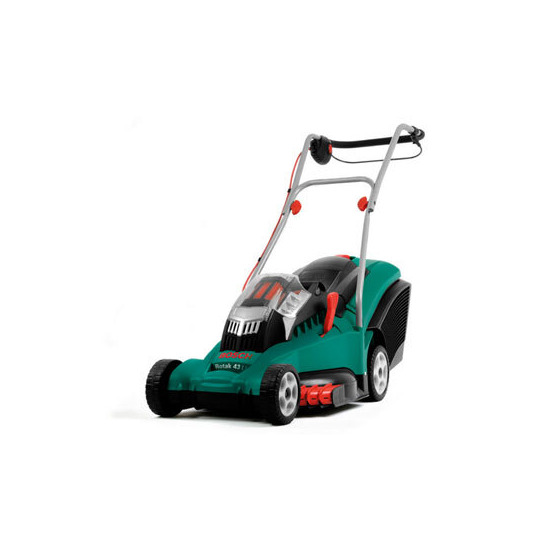 bosch rotak 43 li cordless lawnmower reviews compare prices and deals reevoo. Black Bedroom Furniture Sets. Home Design Ideas