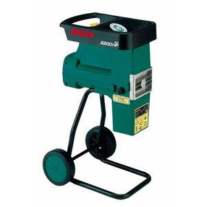 Photo of Bosch AXT 2200 HP Chipper Shredder Garden Equipment