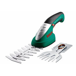 Bosch Isio Cordless Shrub and Edging Shear Set Reviews