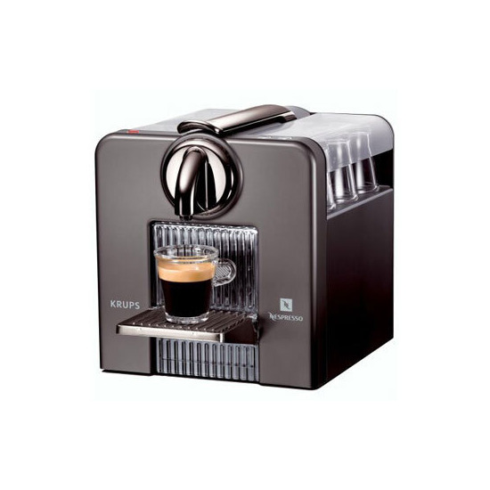 Nespresso Krups XN500540 Le Cube Titanium
