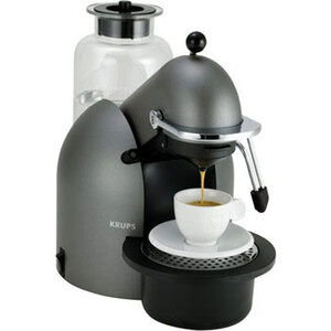Photo of  Nespresso Krups FNA243  Concept Flow Stop Coffee Maker