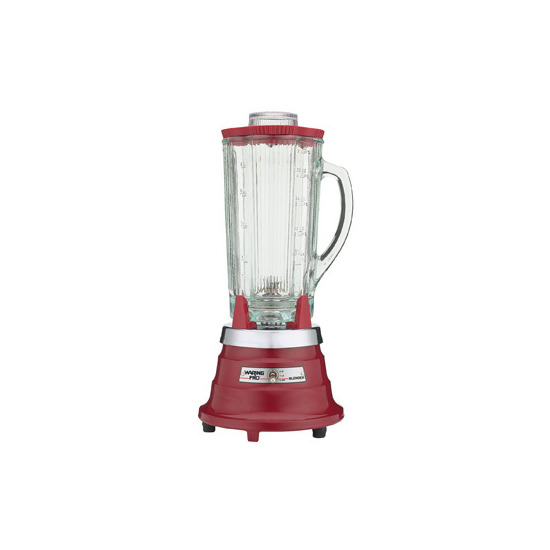 Waring Pro Blender - Chilli Red