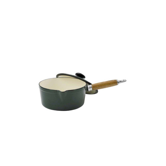 Racing Green Chasseur 18cm Saucepan