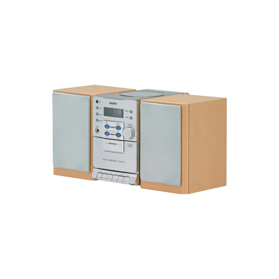 Sanyo DCDA1160 Micro System