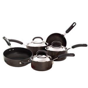 Photo of Circulon 2 Hard Anodised 5 Piece Set Kitchen Accessory