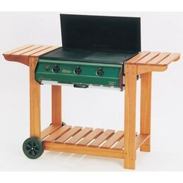 Outback Bounty 3 Burner Gas BBQ with Free Cover Reviews