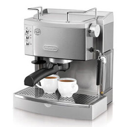 De'Longhi EC710 15 Bar Espresso Stainless Steel Reviews