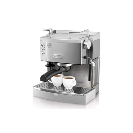 De'Longhi EC710 15 Bar Espresso Stainless Steel