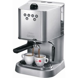 Gaggia Baby Abs Dose Silver Coffee Machine Reviews