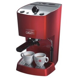 Gaggia Espresso Red Coffee Machine Reviews