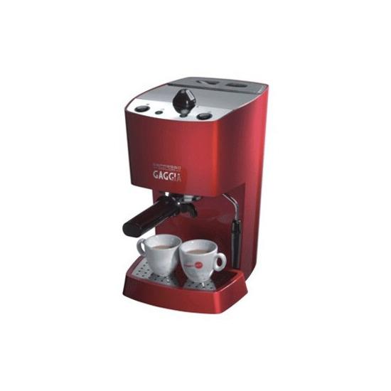Gaggia Espresso Red Coffee Machine