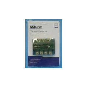 Photo of PC LINE PCL-7PTDS K HUB Wireless Card