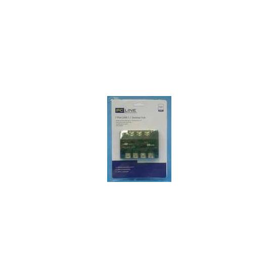 PC LINE PCL-7PTDS K HUB