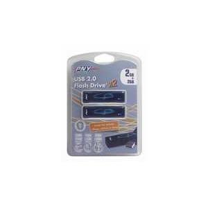 Photo of PNY ATTACHE2 2+2GBTW USB Memory Storage