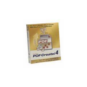 Photo of GEM PDFCREATE 4 CDR Software