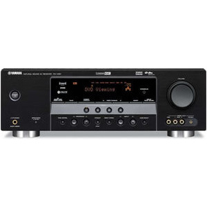 Photo of YAMAHA RXV461DAB AV RECEIVER BLACK Receiver