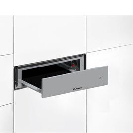 Candy CPWD 140/2X Warming Drawer - Stainless Steel