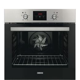 Zanussi ZOB35481XA Electric Oven Stainless Steel