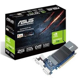 Asus GT710-SL-2GD5 GeForce GT 710 Graphics Card Reviews